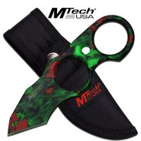 MTech USA FIXED BLADE KNIFE 5.25″ OVERALL