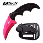 MTech USA FIXED BLADE KNIFE 5″ OVERALL