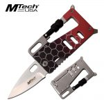 MTECH USA FOLDING KNIFE 3.25″ CLOSED