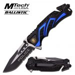 MTech USA SPRING ASSISTED KNIFE 4.5″ CLOSED