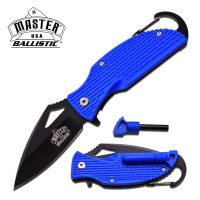 MASTER USA SPRING ASSISTED KNIFE 3.75″ CLOSED