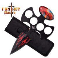 FANTASY MASTER FMT-045RD FANTASY FIXED BLADE KNIFE