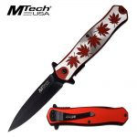MTECH MT-A991MRD SPRING ASSISTED KNIFE