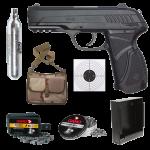 Gamo Pt-85 4.5mm Pellet Pistol Combo