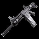MILSIG M17 ELITE BLACK PAINTBALL MARKER .68CAL