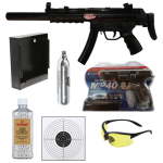 Airsoft Rifle+Airsoft Pistol 6mm Combo