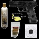 Airsoft Pistol Target Combo