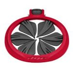 DYE PAINTBALL R2 QUICK FEED ROTOR RED